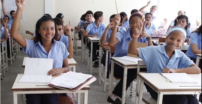 68 colegios solicitan permisos para la presencialidad