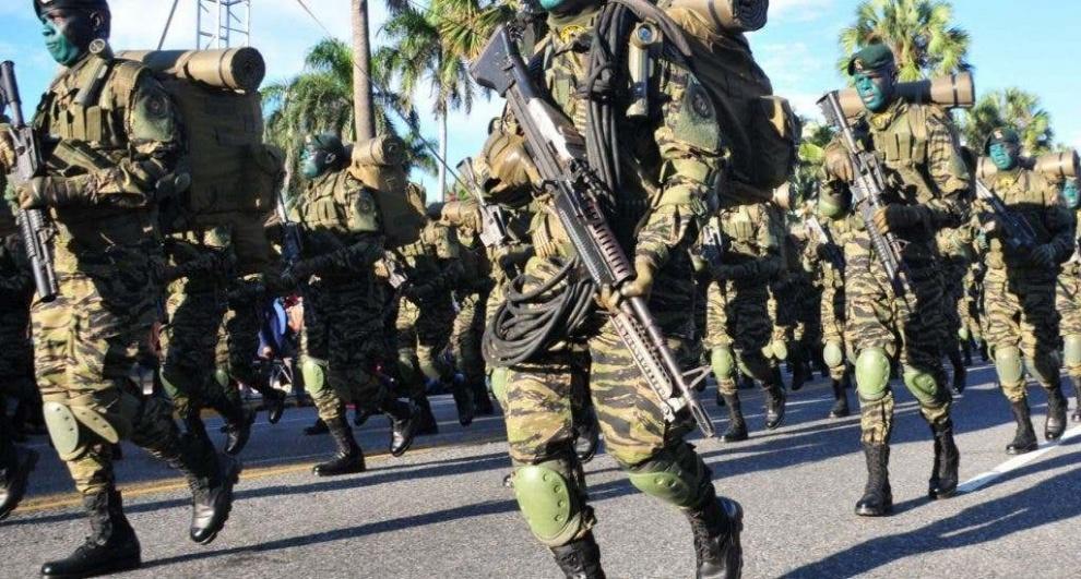 República Dominicana despliega 7.200 soldados en la frontera ante crisis en Haití