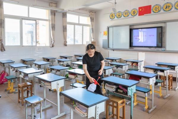 EL Conep respaldan vuelta a clases voluntaria, gradual y segura