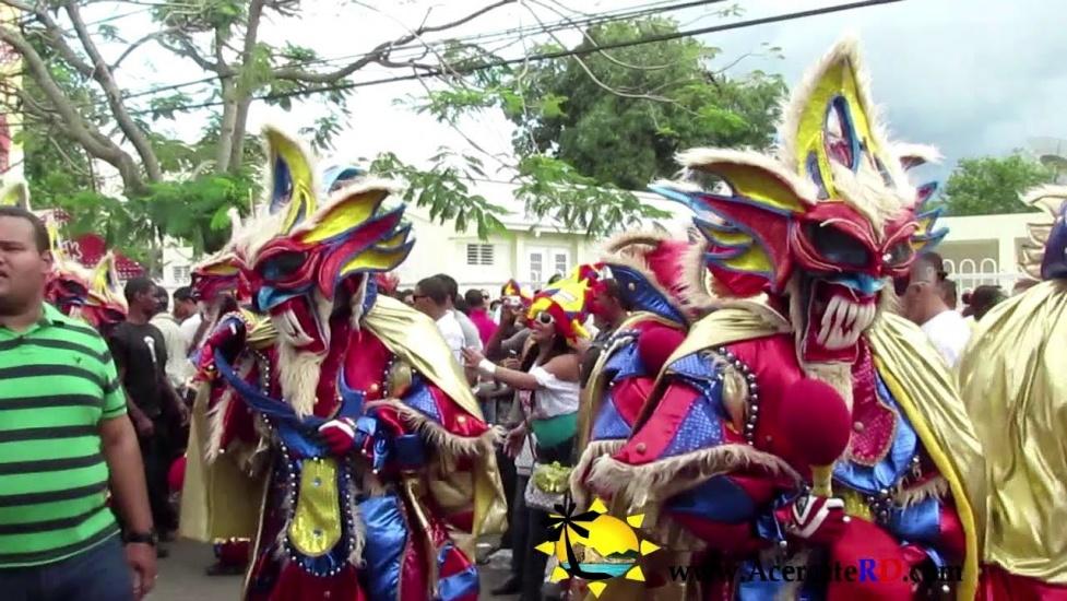 El carnaval de La Vega comienza este domingo, pero virtual y por TV