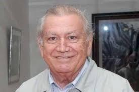 Escritor Marcio Veloz Maggiolo ingresado en cuidados intensivos por COVID-19