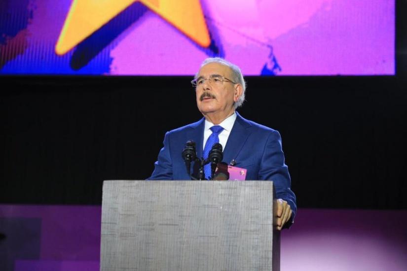 Danilo Medina, con el camino despejado hacia la presidencia del PLD; votaciones serán este domingo