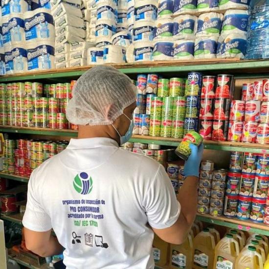 ProConsumidor solicita colaboración de la Policía Nacional para inspecciones a comercios