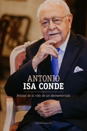 """Isa Conde presenta segunda edición de """"Relatos de la vida de un desmemoriado"""""""