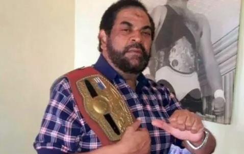 Familiares confirman murió la madrugada el legendario luchador Jack Veneno