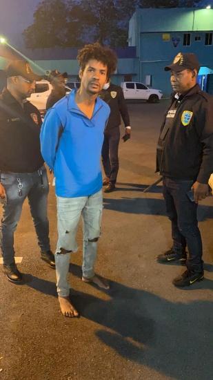 Apresan hombre y le acusan ser cabecilla de banda de cuatreros en Sabana del Puerto