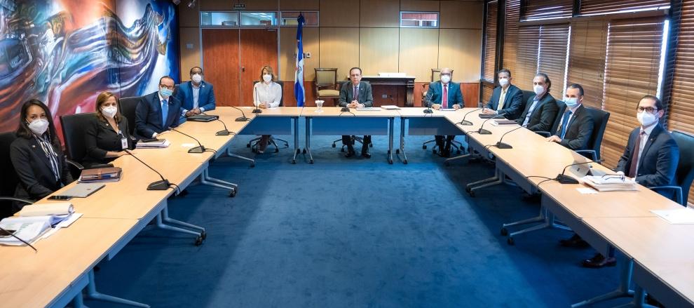 Banco Central y misión FMI inician reuniones de consulta del artículo IV del Convenio Constitutivo del Fondo
