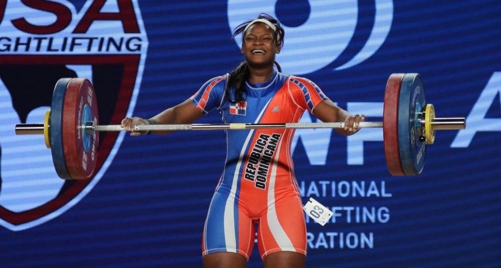 Crismery Santana se luce con oro y récord y clasifica a los Juegos  Olímpicos de Tokio   La Nación Dominicana, Todo tu país, en un solo  click...!