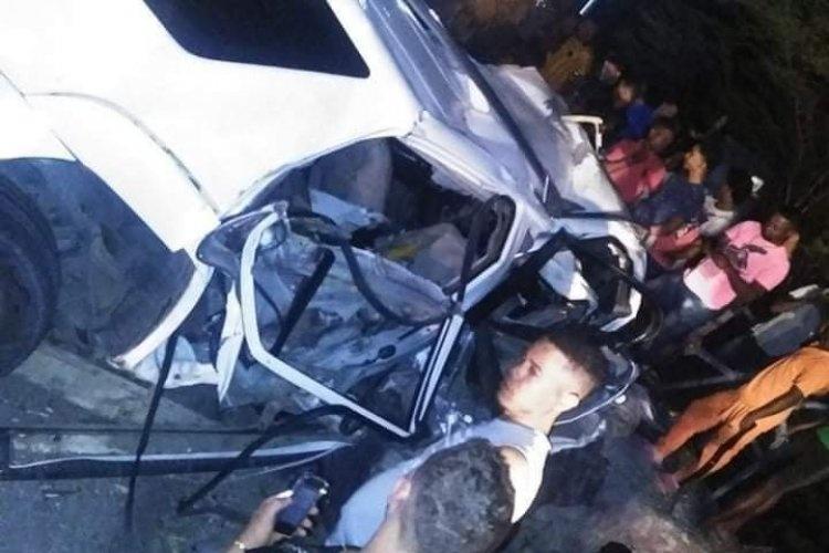 Cinco personas muertas en accidentes de tránsito en la provincia Independencia