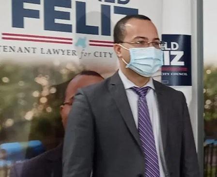 Dominicano se declara ganador ante Concejo Municipal por distrito 15 en El Bronx