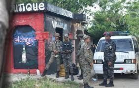 Una semana después de la masacre de cuatro personas en Villa Riva la Policía Nacional no ha dicho Ni Pio del caso