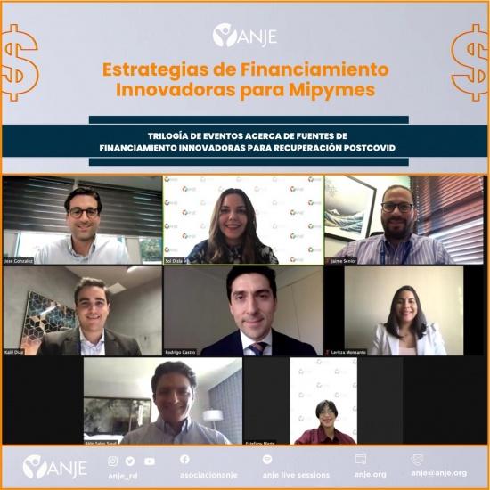 Métodos de financiamiento innovadores y no tradicionales impulsan MiPymes y mejoran clima de negocios, según expertos