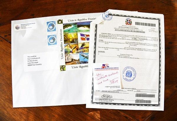 Dominicanos residentes en Estados Unidos no tendrán que legalizar actas de nacimiento