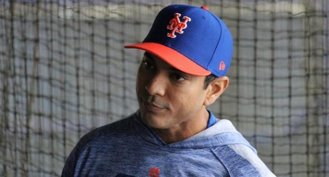 Luis Rojas se sintió decepcionado tras juegos suspendidos por COVID-19