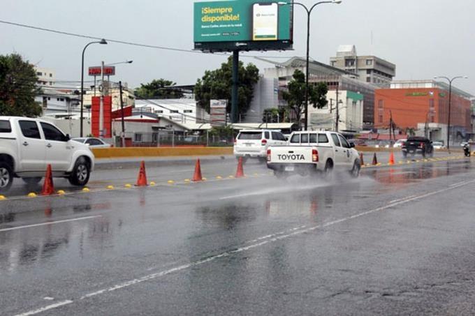 Meteorología espera continúen hoy más lluvias en el país