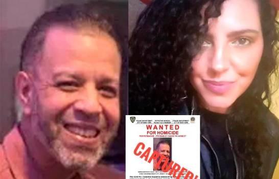 Capturan en EEUU a dominicano buscado por asesinato de esposa en el Alto Manhattan