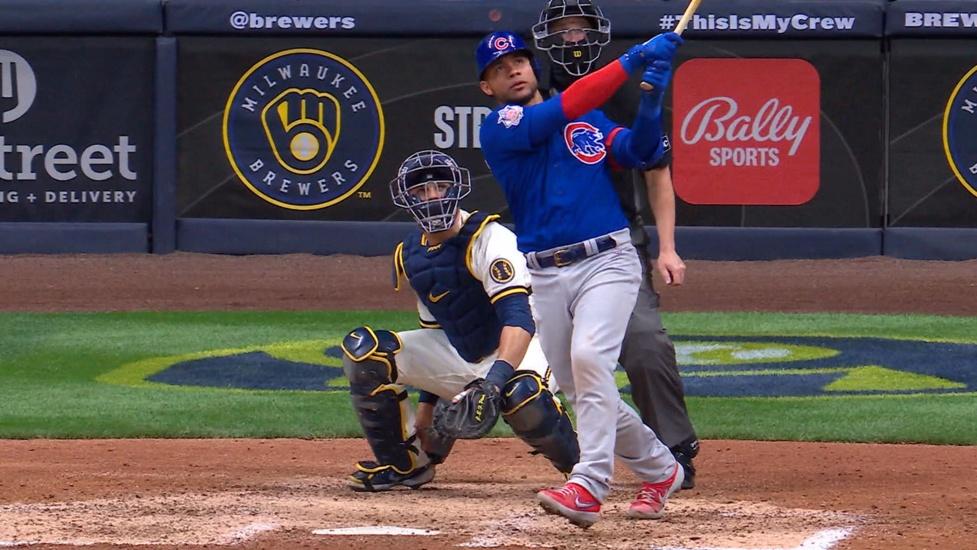 Willson se vengó con HR en victoria de Cubs