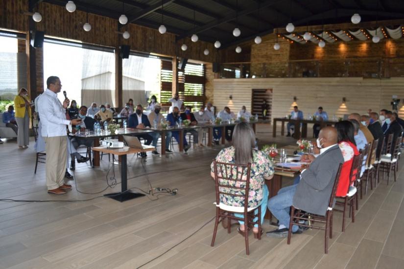 Liga Municipal Dominicana busca que ayuntamientos garanticen servicios básicos de ciudadanos