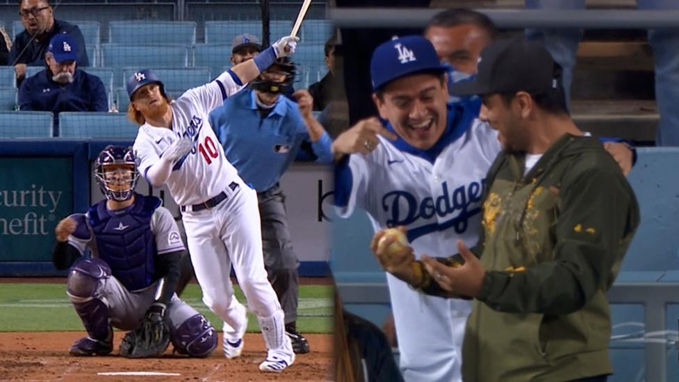 Turner jonronea y Dodgers aseguran la serie