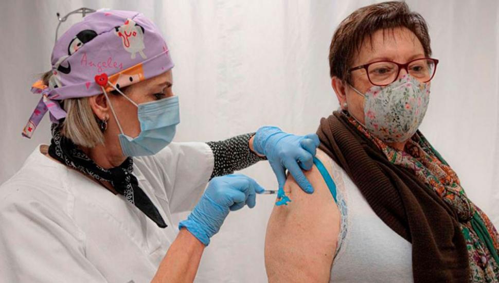 ¿Dónde están ubicados los centros de vacunación del Gran Santo Domingo?