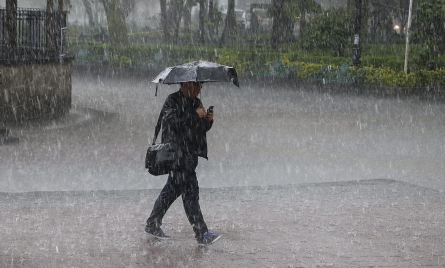 Onamet mantiene en alerta meteorológica a 4 provincias debido a incidencia de vaguada
