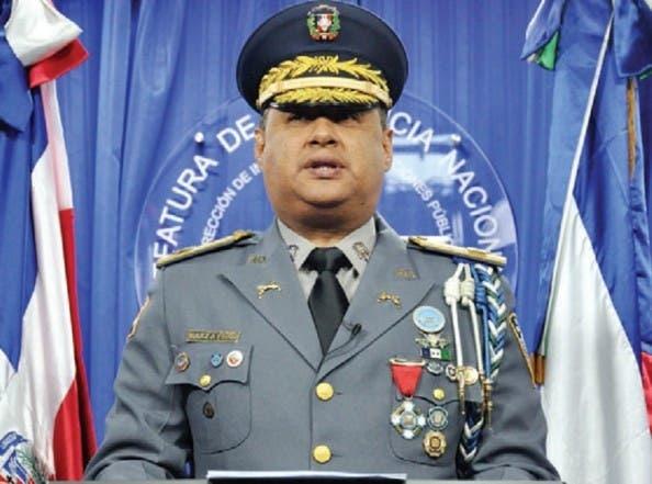 General Máximo Báez Aybar asume la Dirección Regional Cibao Central de la PN