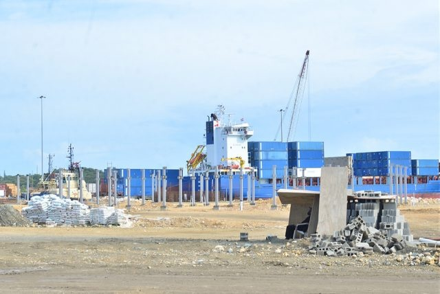 Terminal de cruceros estará lista este año