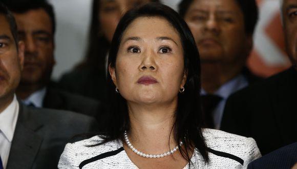 Keico Fujimori eleva la tensión electoral en Perú y pide anular votos de Castillo