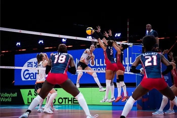 Las Reinas del Caribe derrotan 3-1 a Países Bajos