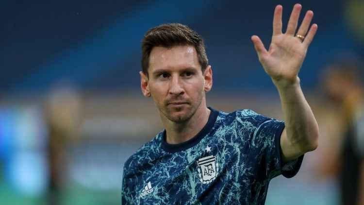 """Messi: """"Sueño con un título con Argentina""""; Colombia vence a Ecuador"""