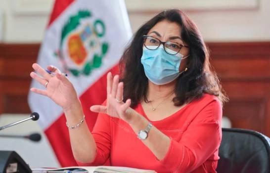 Primera ministra de Perú pide esperar resultados oficiales antes de celebrar