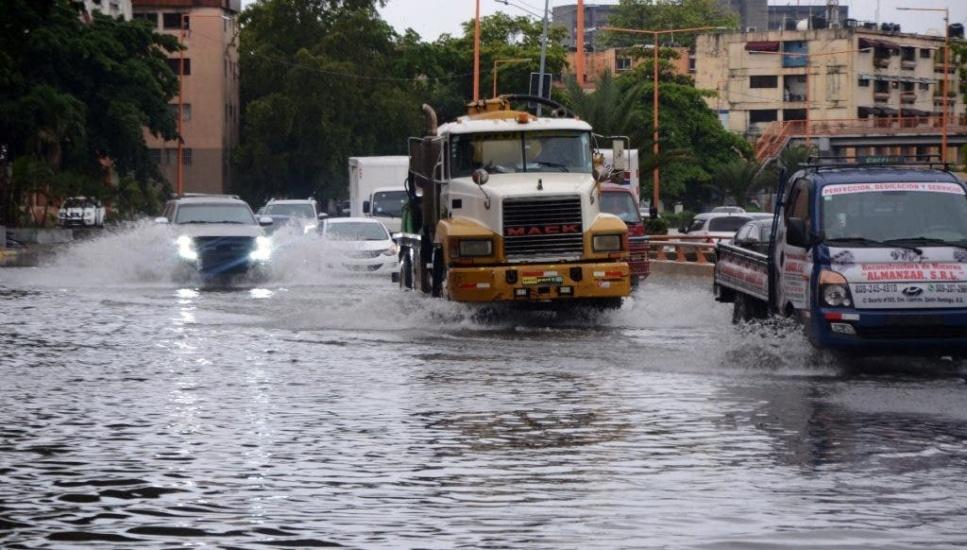 Los estragos de la tormenta tropical Elsa al pasar por RD
