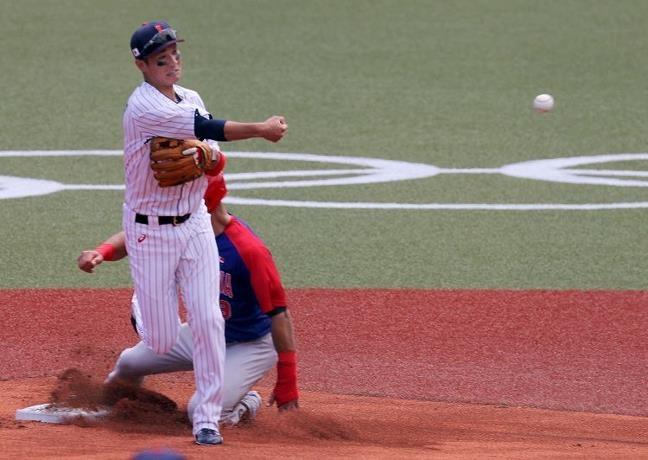 Japón anota tres en el noveno y deja en el terreno a Dominicana; Béisbol olímpico es un regreso a otra era