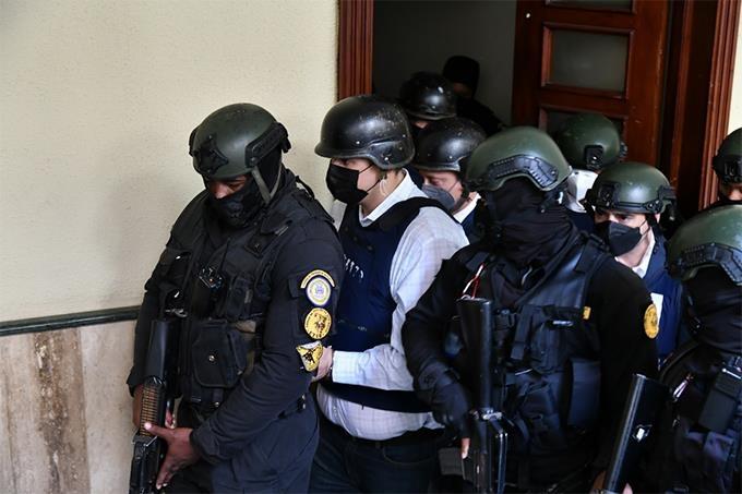 Operación Medusa: Trasladan a Jean Alain y grupo a Najayo