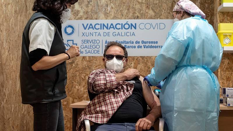 Dos dosis de vacuna anticovid son