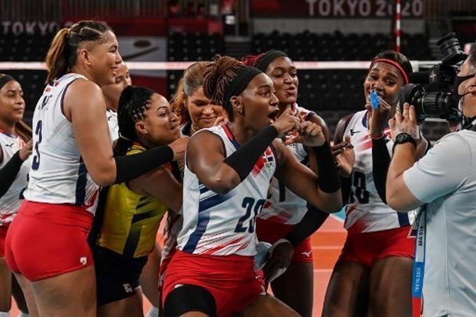 Las Reinas del Caribe se imponen 3-0 a Kenia para lograr su primer triunfo en los Juegos Olímpicos
