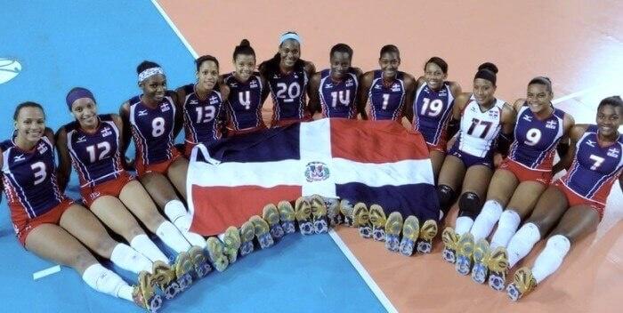 Las Reinas del Caribe no pierden su optimismo; Corea del Sur, Kenia y Japón, los próximos rivales del equipo