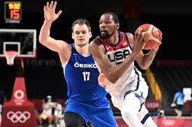 Kevin Durant impone récord y el ejemplo en equipo de EEUU;  Doncic y Eslovenia someten a España y siguen invictos