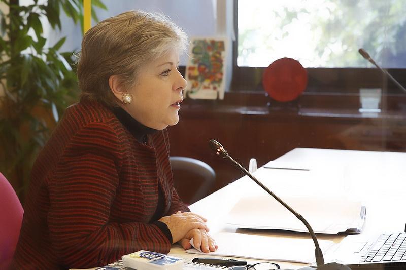 Alicia Bárcena llamó a cambiar el paradigma de desarrollo para superar profundas asimetrías mundiales