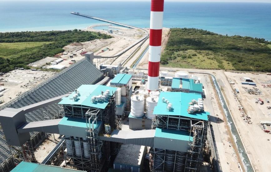 Prevén se agravará suministro de carbón a planta Punta Catalina