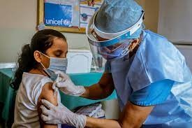 República Dominicana se acerca lentamente a la meta del 70 % de población con dos dosis