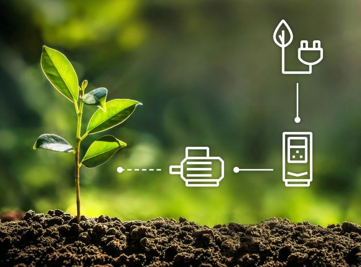 El uso de motores altamente eficientes en la industria reduciría el consumo global de electricidad en un 10%