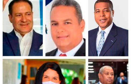 Los cinco diputados vinculados al narcotráfico y lavado de activos en un año