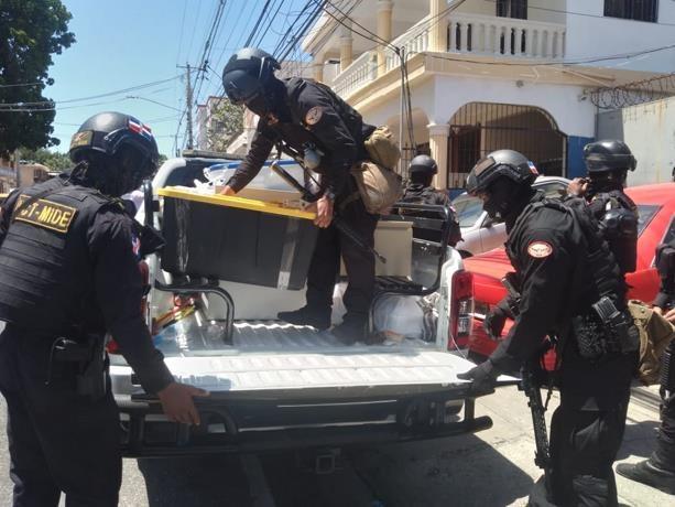 Imputados en la Operación Falcón movilizaron al menos 650 mil kilos de cocaína en cinco años