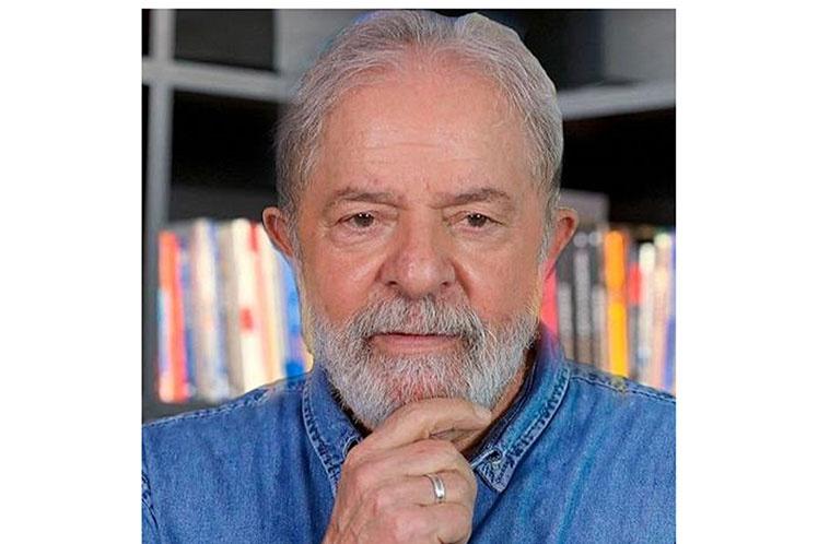 Lula denunció que Bolsonaro predica odio y división de Brasil