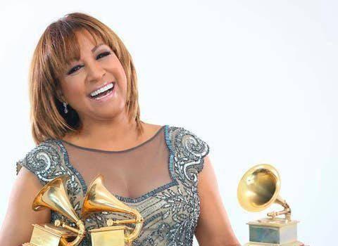 Milly Quezada exhorta a los artistas dominicanos a formar parte del Latin Grammys