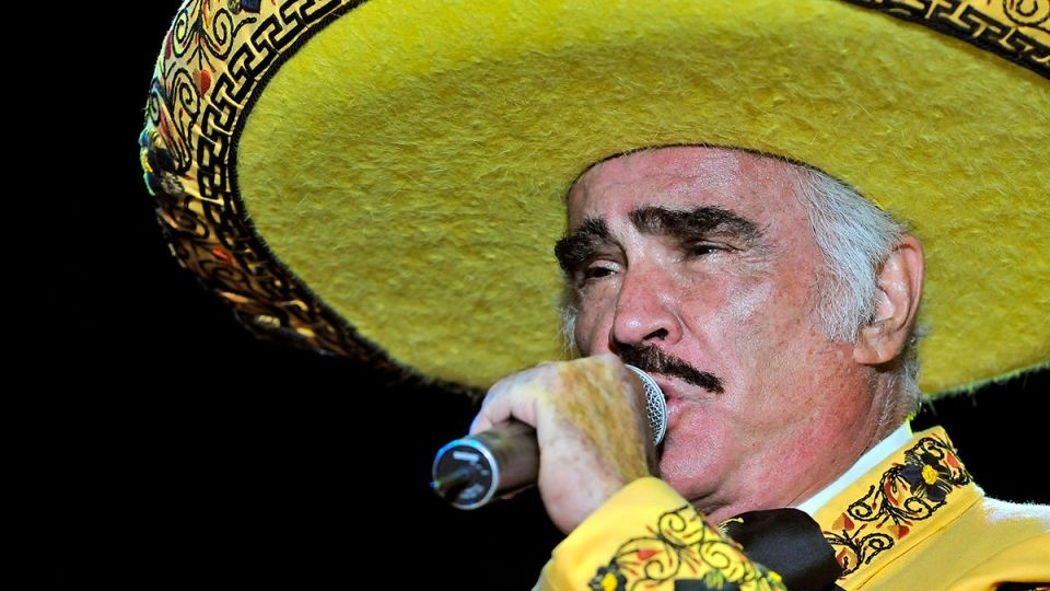 Vicente Fernández: esta es la canción que el intérprete eligió para su funeral