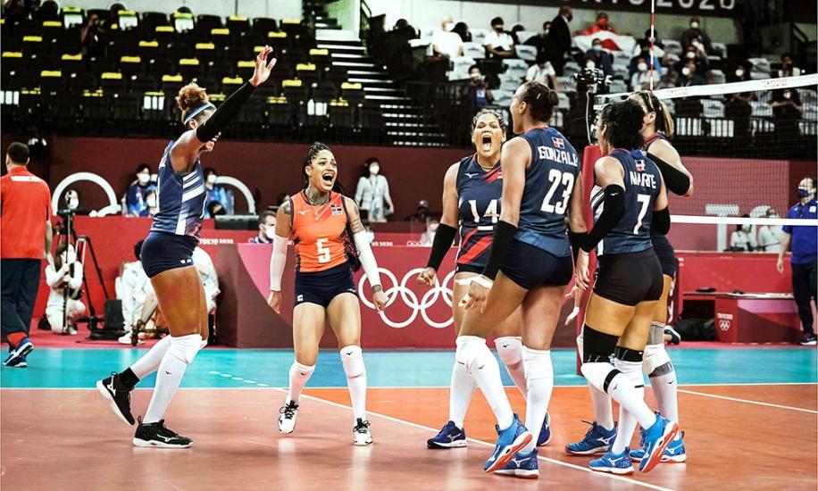 Voleibol RD debuta este lunes frente a Cuba en la Copa Panamericana; Las Reinas del Caribe tras la corona