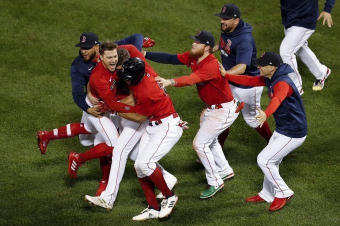 Medias Rojas avanzan a la Serie de Campeonato; eliminan Rays de Tampa