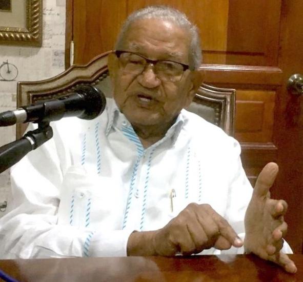 Ramiro Matos González resalta el liderazgo de Pedro Santana a favor de la Patria en las luchas frente a los haitianos